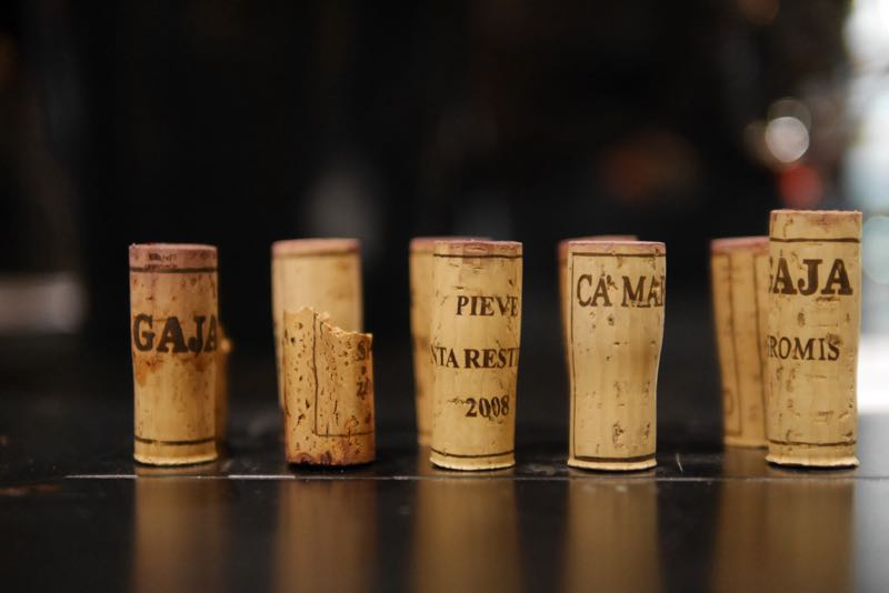 Gaja Corks for Wine Decoded by Paul Kaan
