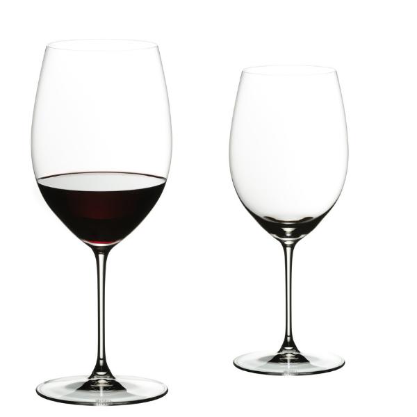 ffff9584805 Riedel Veritas Cabernet Merlot Wine Glass 2 Pack - Wine Decoded